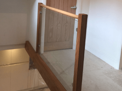 Handmade Stair Parts