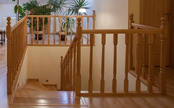 Our Wooden Stair Spindles