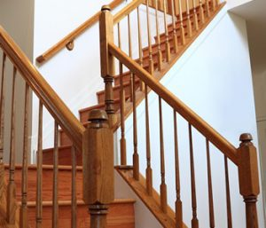 We Make Staircase Spindles