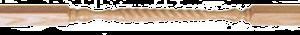 Wood Barley Twist Spindles 1100mm